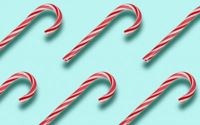 History of Candy Canes at Christmas
